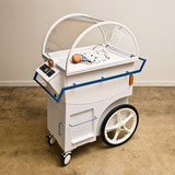 Corporate and Institutional Achievement: Design that Matters: NeoNurture car-parts infant incubator, 2009. Designed with the Center for Integration of Medicine and Innovative Technology (Photo: Design that Matters)