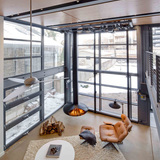 Historic Wicker Park 2-Flat Conversion + Modern Addition in Chicago, IL by dSpace Studio