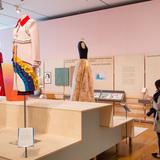 FASHION: Prada SS14 Collection. Designed by Miuccia Prada. Photo courtesy of Designs of the Year 2014.