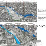 Holcim Gold Award: Urban renewal and swimming-pool precinct: Location in Berlin's Center.