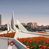 Gezi Park Monument by Studio Vural