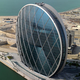Platinum A' Design Award Winner: Aldar Headquarters Office Headquarters in Al Raha Beach, Abu Dhabi, United Arab Emirates by Marwan Zgheib