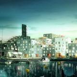 Visual from marina (Image: ADEPT/LUPLAU & POULSEN)