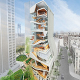 DS+R's Design for Columbia's Medical and Graduate Education Building