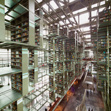 Vasconcelos Library and Botanical Gardens in Mexico City, Mexico, by Alberto Kalach. Image courtesy of the MCHAP.