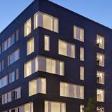 West Campus Housing - Phase I; Seattle, Washington by Mahlum Architects (Photo: Benjamin Benschneider)