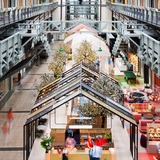 Hotels: Ovolo Woolloomooloo   Sydney, Australia by HASSELL. Photo courtesy of INSIDE - World Festival of Interiors.