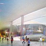 Interior view (Image: Kubota & Bachmann Architects)