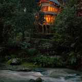 Green Village in Bali, Indonesia by Ibuku