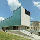 Best Commercial/Institutional Architecture over 1,000 square metres: Marlon Blackwell Architect: Vol Walker Hall and the Steven L. Anderson Design Center, Fayetteville, Arkansas, U.S.