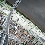 Site plan, 1/1000 (Image: Team BIG)
