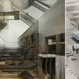 Urban Paradox - Chris Tsui (HONG KONG). Image courtesy of Unbuilt Visions competition.