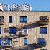 Harbor Houses in Aarhus, Denmark by ADEPT