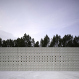 Crematorium Heimolen in Sint-Niklaas, Belgium by KAAN Architecten; Photo: Christian Richters