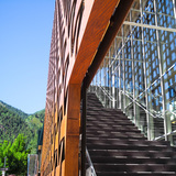 The New Aspen Art Museum. Photo by David X Prutting/BFAnyc.com