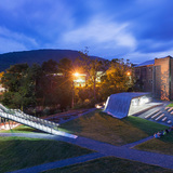 Student Award: Design/BuildLAB (Virginia Tech): Smith Creek Park, Virginia, U.S.