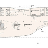 Floor plan, 1st floor (Image: Playa Architects)