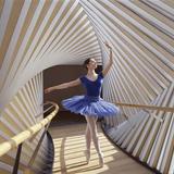 Royal Ballet School: Bridge of Aspiration in London, UK by WilkinsonEyre