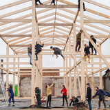 Assemble won the 2015 Turner Prize, becoming the first architecture group to receive the prestigious art award. Photo © Assemble.