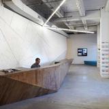 Bemis Info Shop; Omaha, NE by Min | Day (Photo: M. Sinclair)