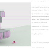 Sustainable features of Barbie's new dream house