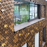 ayfair House in London, UK by Squire and Partners; Photo- Gareth Gardner