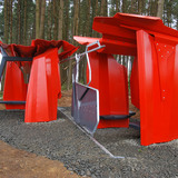 North East Winner 2011: 55/02; Architect: sixteen*(makers); Client: The Kielder Partnership