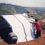 Paper Emergency Shelter for UNHCR.