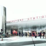 COBE, Nørreport Train Station (Image: Luxigon)
