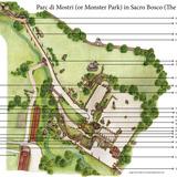 Parc di Mostri (map) via Cameron Rodman