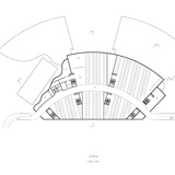 Plan, ground level (Image: Architecton)