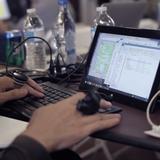 ACADIA Hackathon, courtesy of ACADIA.