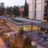 Education Award: University of California Los Angeles Court of Sciences Student Center, Design Architect: Taal Safdie, Ricardo Rabines, Susan Richard Design Architect Firm: Safdie Rabines Architects