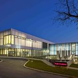 Eagle Academy Charter School by Shinberg.Levinas Architectural Design. Photo © Alan Karchmer