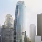 Design Concept Award: Wilshire Grand, Design Architecture Firm: AC Martin Partners