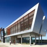 Mixed-Use Award: Martin Luther King Jr. Transit Center, Design/Executive Architect: Elliot Barker Design/Executive Architecture Firm: BASE Architecture; Photography: Nico Marques/Photekt