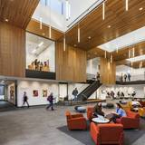 Design Is...Award Global Winner: Macalester College - Janet Wallace Fine Arts Center by HGA Architects and Engineers