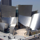 Disney Concert Hall in Los Angeles, California by Gehry Partners. Image courtesy of the MCHAP.