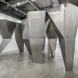 An installation shot of