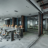 Office: Auer   New Taipei City, Taiwan by X-Line Design Co. Ltd. Photo courtesy of INSIDE - World Festival of Interiors.