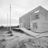 The Klotz House: Klotz's completed his first house, which he designed for his mother, in 1991.