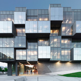 Faculty of Pharmaceutical Sciences/CDRD in Vancouver, Canada, by Saucier + Perrotte Architectes. Image courtesy of the MCHAP.