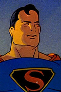 Superman in 1942 by Max Fleischer (DC Comics)