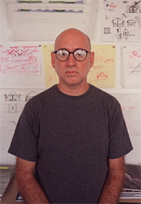 Frederic Schwartz in 2002. Photo: Fred R. Conrad/The New York Times