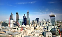 London's skyline has been transformed by a series of new skyscrapers and campaigners are concerned that further development will blight historic views. (The Guardian; Photograph: Vladimir Zakharov/Getty Images/Moment Open)