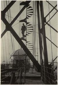 Pont Transbordeur, Marseilles (Herbert Bayer, 1928)