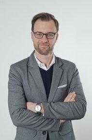Martino StierliCredit Alessandro Frigerio/NCCR Iconic Criticism, University of Basel
