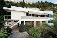 Eileen Gray's E1027 on the Côte d'Azur is considered one of the prime examples of early modernism. (Photograph: © Manuel Bougot; Image via theguardian.com)