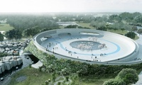 Zootopia … Bjarke Ingels's proposal for a zoo without enclosures. (The Guardian; Image: BIG)