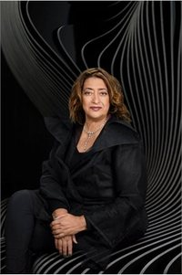 Zaha Hadid. Photo: Mary McCartney